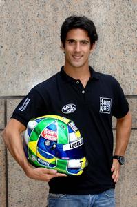 Lucas é o padrinho do GP da Solidariedade, que inaugura o Kartódromo de Registro