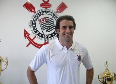 A equipe do piloto do Corinthians passou um grande susto.