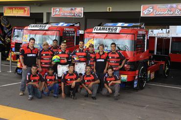 Truck_equipe Flamengo