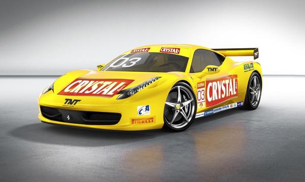 GT3_Ferrari 458