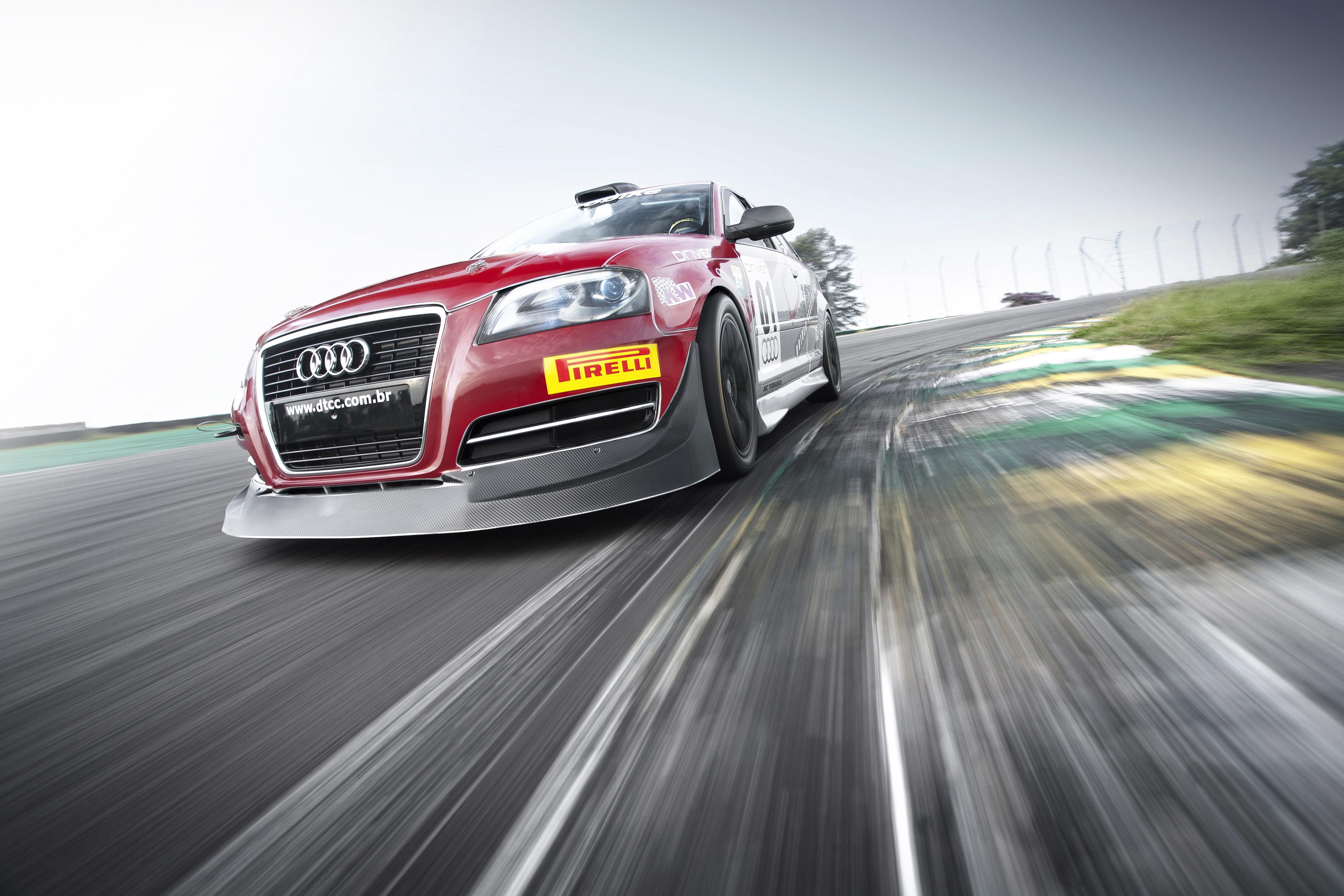 O DTCC Audi faz sua primeira corrida dia 08 de abril na capital paranaense