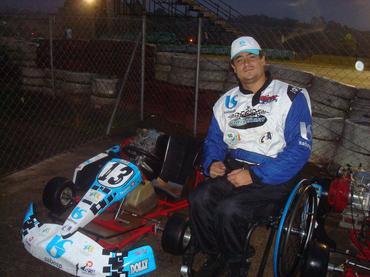 Rafael Rodrigues, campeão em 2010 e um dos favoritos