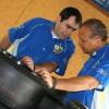 """Cesário (dir): """"Estamos alinhados com os principais campeonatos do mundo"""""""
