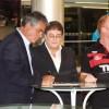 Marcelo Meira, Walter Derani e Marcello SantAnna