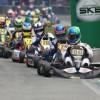 Felipe Fraga lidera pelotão no SKB 02