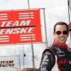 O piloto do Team Penske também foi o mais rápido no Open Test realizado em março na mesma pista do Alabama