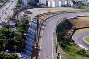 A curva do Café em Interlagos