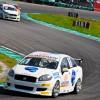 Fittipaldi saiu das últimas posições e terminou em quarto na segunda prova
