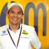 O paulista Giuliano Losacco: marca especial na carreira
