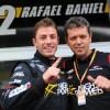 Rafael Daniel e Alexandre Gramacho