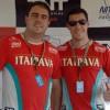 Rodrigo e Ronald Leis
