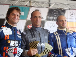 Podio Mercedes benz Grand Challenge Curitiba