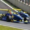 Pilotos argentinos testaram carros da Cesário Fórmula em SP