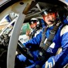 Gunter e Haseyama da MSL Rally Team