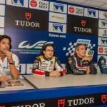 Bruno Senna, Lucas di Grassi, Fernando Rees (Foto: Luca Bassani)