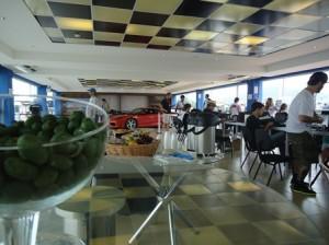 Sala de Imprensa - Foto: Thais Nunes