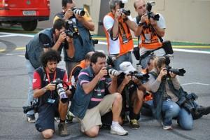 Imprensa registra a foto oficial da temporada 2013. Foto: Thais Nunes