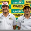 Cacá Bueno e Marcos Gomes (Foto: Bruno Terena)