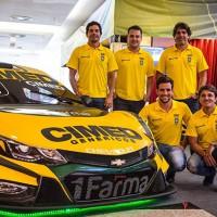 Cimed Racing em 2018 (Foto: Bruno Terena)