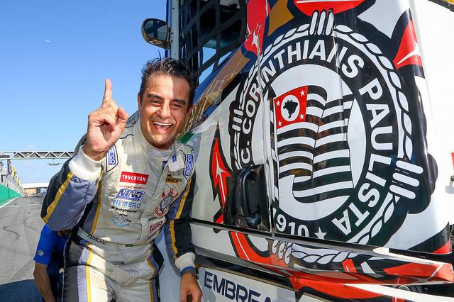 Roberval Andrade (Foto: Vanderley Soares)