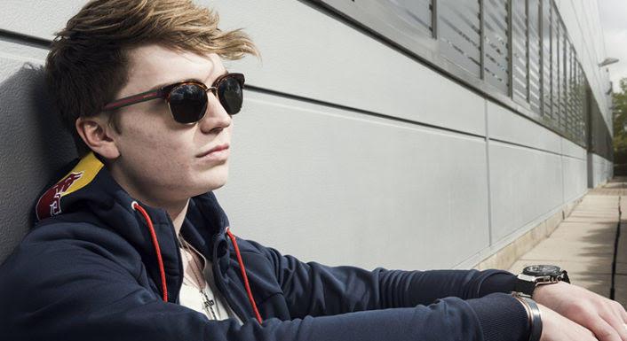 Daniel Ticktum estranhou os recentes resultados do rival Mick (Red Bull Content Pool)