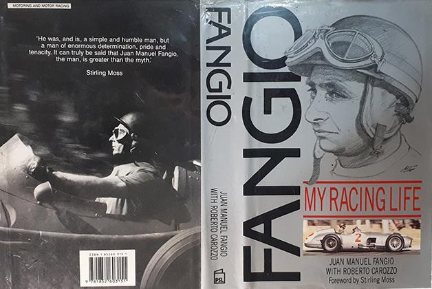 Biografia de Fangio, escrita por Roberto Carozo: essencial para o autoentusiasta (Arquivo pessoal)