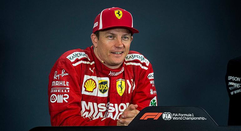 20181023-Kimi Räikkönen-Ferrari