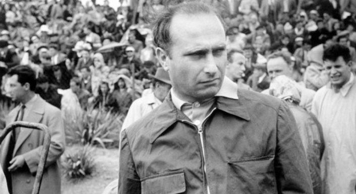 """Em sua infância em Balcarce Fangio ganhou o apelido de """"Chueco"""", o """"Torto"""" (Museo Fangio)"""