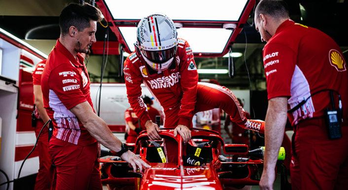 GP do México definiu o resultado da temporada: Sebastian Vettel é o vice-campeão (Ferrari)