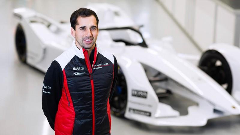 Suíço Neel Jani foi escolhido como piloto de desenvolvimento do projeto Porsche para a F-E (Porsche)