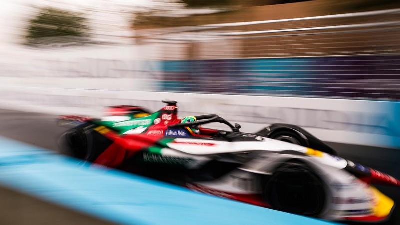 Lucas Di Grassi ficou em nono lugar na corrida em Ad DIriyah