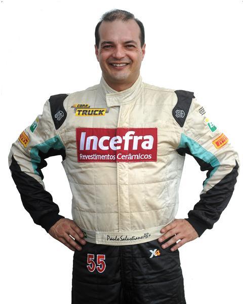 Paulo Salustiano (Foto: Duda Bairros)