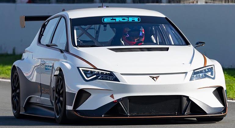 Seat Cupra é o primeiro modelo desenvolvido para a ETCR, categoria que estreia em 2020 (ETCR)