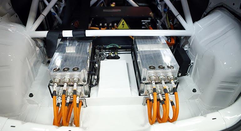 Motores, inversores, baterias e câmbio são padronizados e desenvolvidos pela WSE (ETCR)