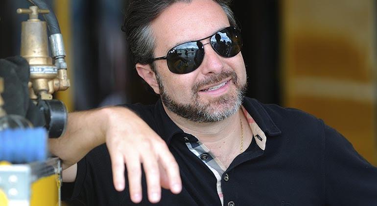 Maurício Slaviero é o CEO da WSE Technologies, criadora da categoria ETCR (Duda Bairros)