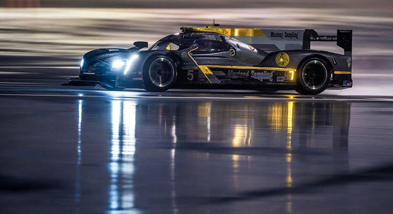 Em Daytona, a última corrida teve disputas no seu e sob chuva (José Mário Dias)