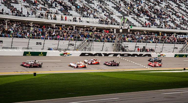 Em Daytona a última largada de uma carreira de sucesso dentro e fora das pistas (Rolex)