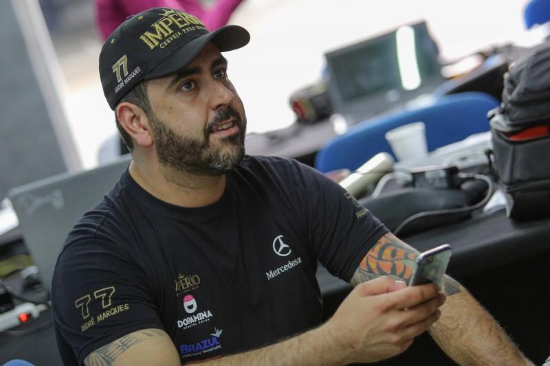 André Marques (foto: Rodrigo Ruiz)