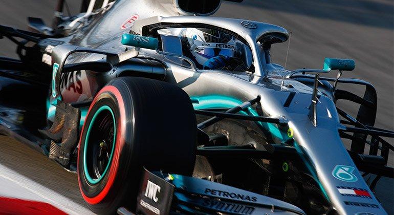 Valtteri Bottas precisa consolidar sua posição na equipe alemã para garantir seu futuro (Mercedes)