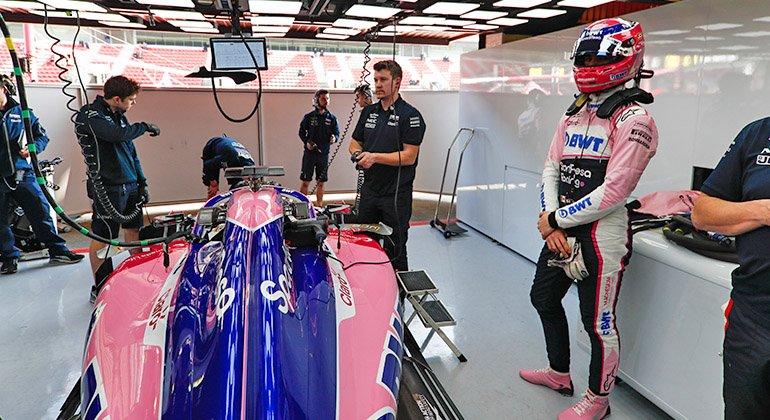 Equipe Racing Point amargura os problemas causados pela derrocada do antigo dono (Sport Pesa Racing Point)
