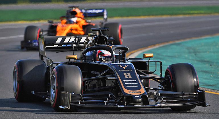 A Haas compra muitas peças da Ferrari, motivo de protesto de equipes construtoras (Haas)