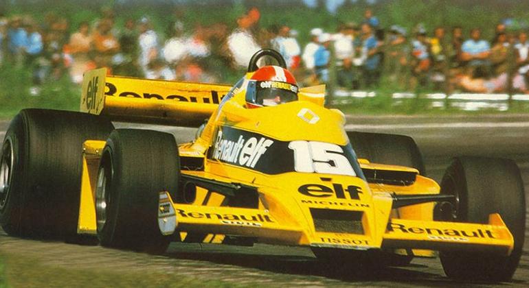 Nos anos 1970 a Renault trouxe turbo de volta, então um motor 1,5 (Renault)