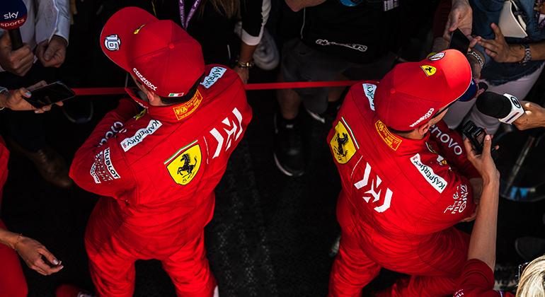 Divisões internas são comuns na F-1 e mais dramáticas na Scuderia (Ferrari)