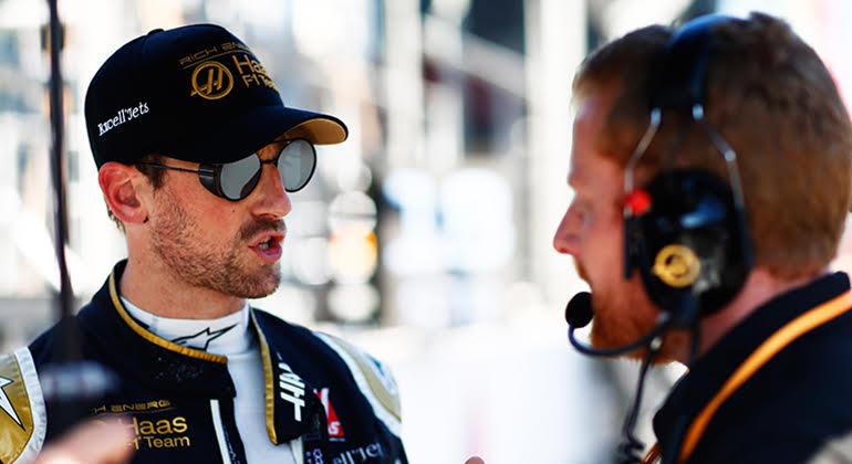 """Romain Grosjean: """"O importante é que as alterações funcionem"""" (Haas)"""