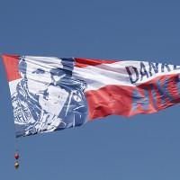 Niki Lauda, herói austríaco e famoso por sua racionalidade, marcou presença no GP da Áustria (Getty Images)