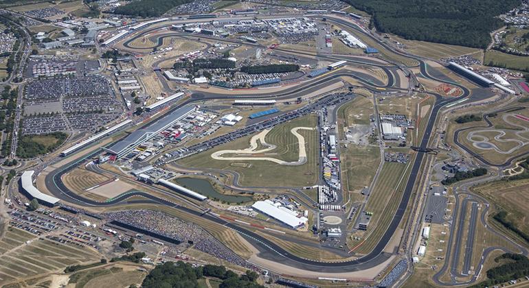 Circuito de Silverstone pode ficar fora da F-1 em 2020 (RBCP/Getty Images)