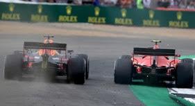Verstappen e Leclerc
