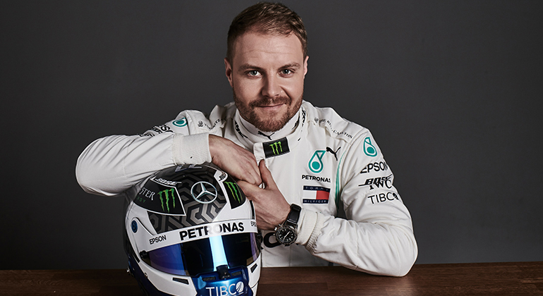 Valtteri Bottas: confirmação para mais uma temporada na Mercedes movimentou mercado (Mercedes)