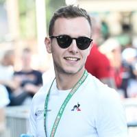 Antonine Hubert: maior revelação do automobilismo francês venceu duas provas este ano(Gareth Hartford)