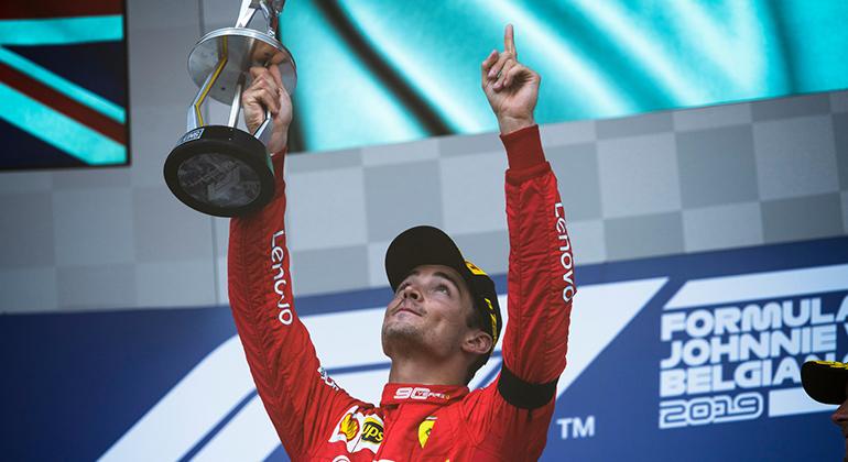 Charles Leclerc: dois momentos críticos em sua carreira até conseguir a primeira vitória (Ferrari)